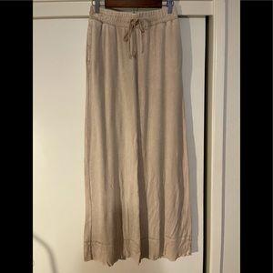 M. Rena 50/50 cotton modal beige pants